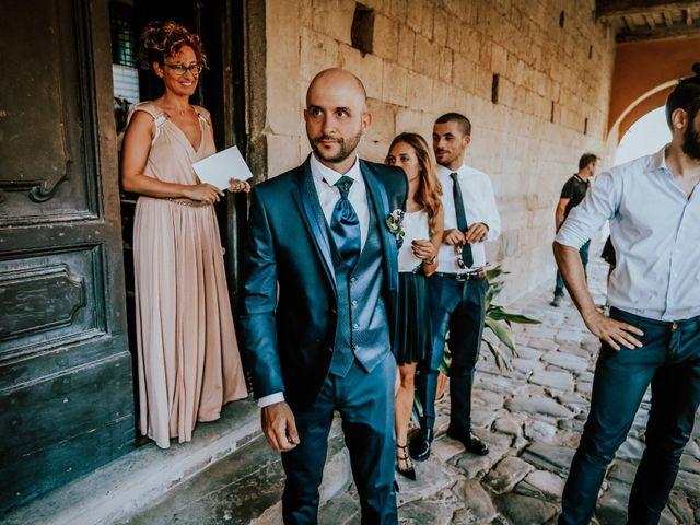 Il matrimonio di Damiano e Ramona a Pescia, Pistoia 19