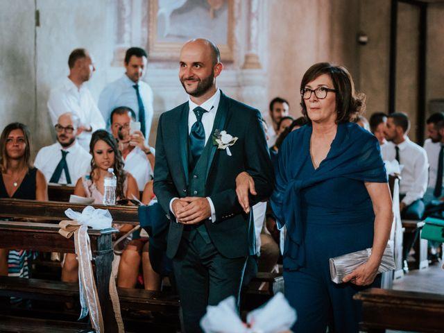 Il matrimonio di Damiano e Ramona a Pescia, Pistoia 20