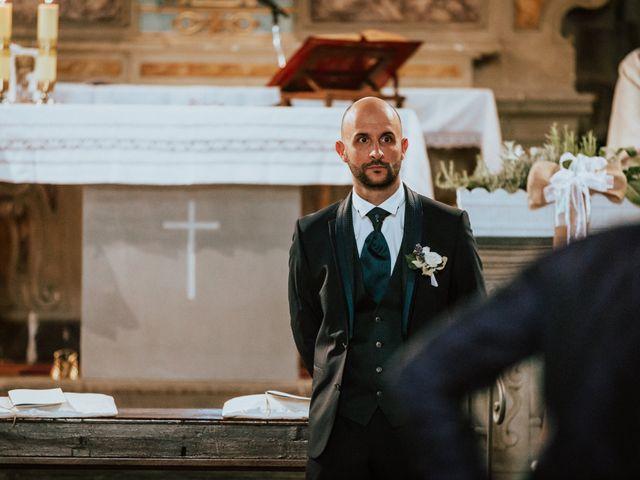 Il matrimonio di Damiano e Ramona a Pescia, Pistoia 21