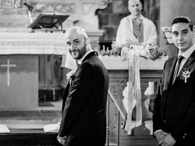 Il matrimonio di Damiano e Ramona a Pescia, Pistoia 25