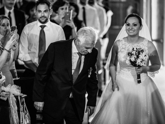 Il matrimonio di Damiano e Ramona a Pescia, Pistoia 26