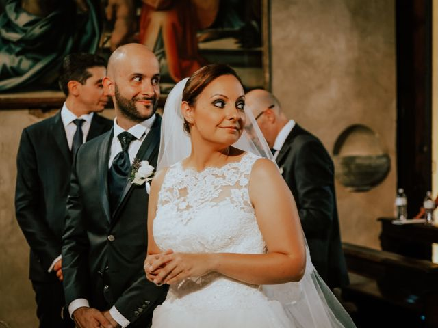 Il matrimonio di Damiano e Ramona a Pescia, Pistoia 28