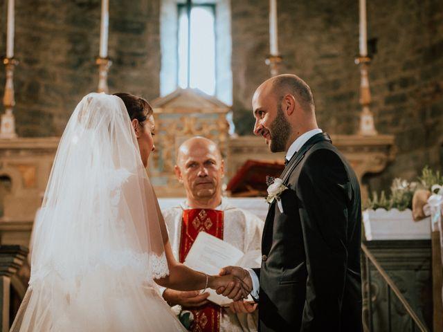 Il matrimonio di Damiano e Ramona a Pescia, Pistoia 27