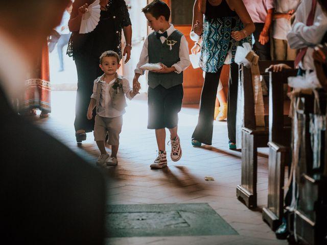 Il matrimonio di Damiano e Ramona a Pescia, Pistoia 29