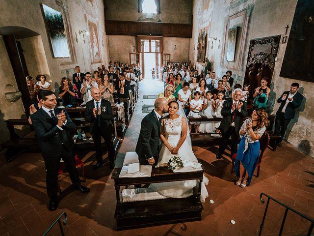 Il matrimonio di Damiano e Ramona a Pescia, Pistoia 30