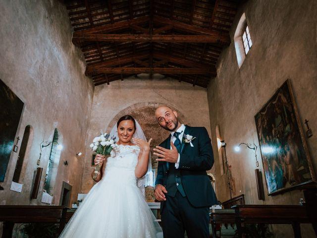 Il matrimonio di Damiano e Ramona a Pescia, Pistoia 31