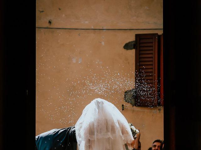 Il matrimonio di Damiano e Ramona a Pescia, Pistoia 32