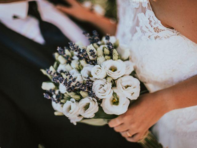 Il matrimonio di Damiano e Ramona a Pescia, Pistoia 35