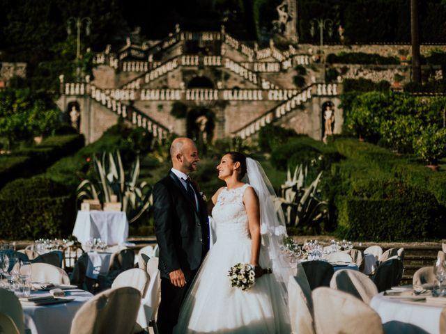 Il matrimonio di Damiano e Ramona a Pescia, Pistoia 36