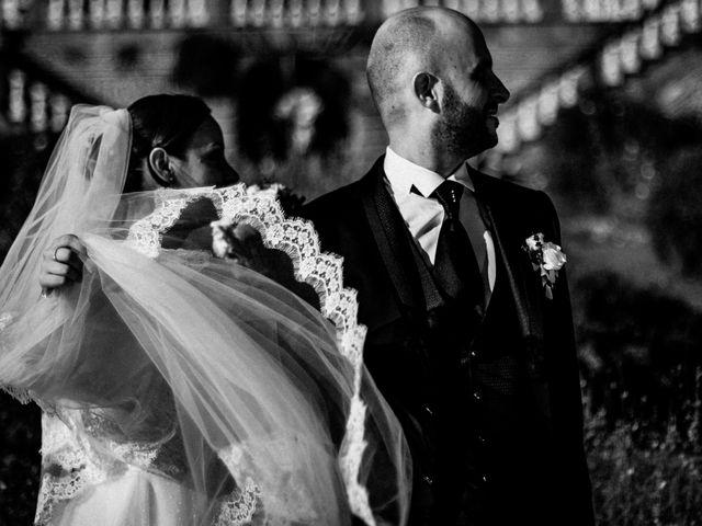 Il matrimonio di Damiano e Ramona a Pescia, Pistoia 37