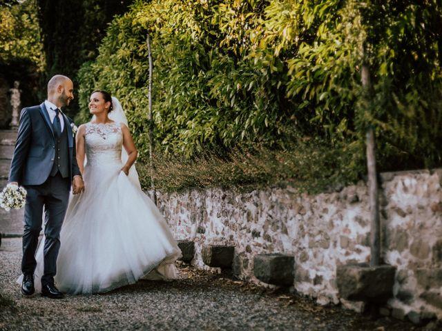 Il matrimonio di Damiano e Ramona a Pescia, Pistoia 38