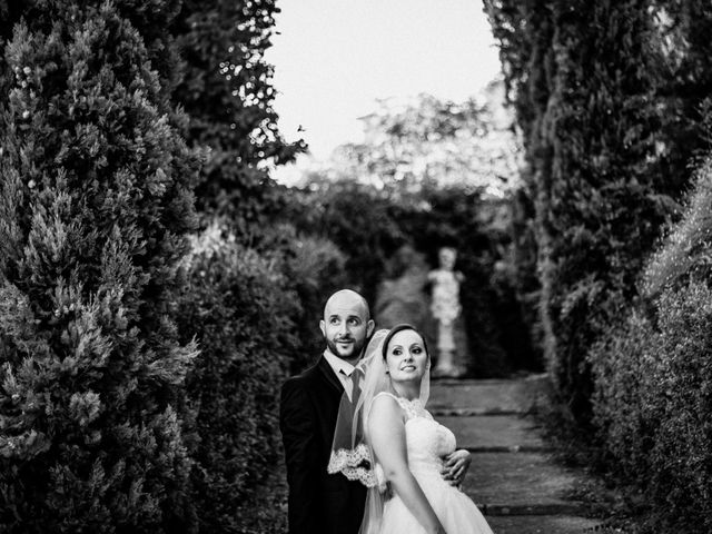 Il matrimonio di Damiano e Ramona a Pescia, Pistoia 39
