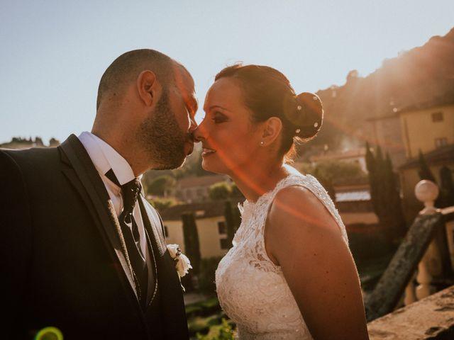 Il matrimonio di Damiano e Ramona a Pescia, Pistoia 40