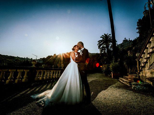 le nozze di Ramona e Damiano