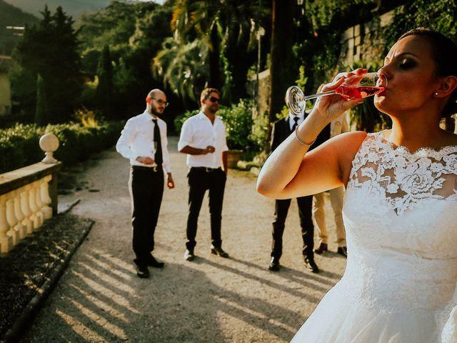 Il matrimonio di Damiano e Ramona a Pescia, Pistoia 41