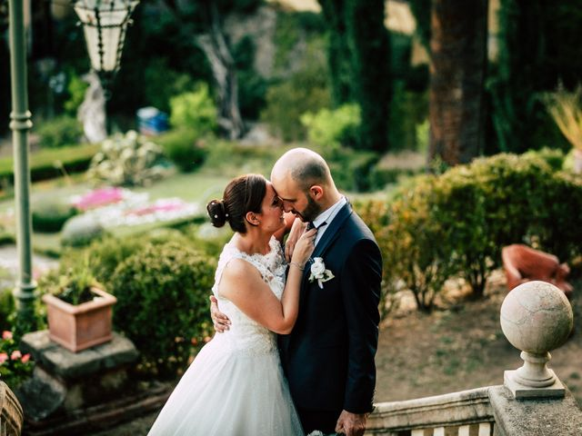 Il matrimonio di Damiano e Ramona a Pescia, Pistoia 44