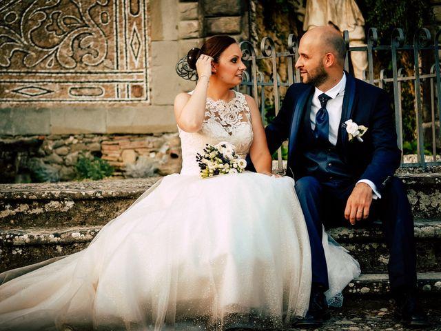 Il matrimonio di Damiano e Ramona a Pescia, Pistoia 45
