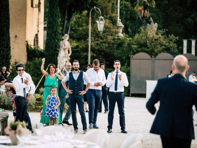 Il matrimonio di Damiano e Ramona a Pescia, Pistoia 47
