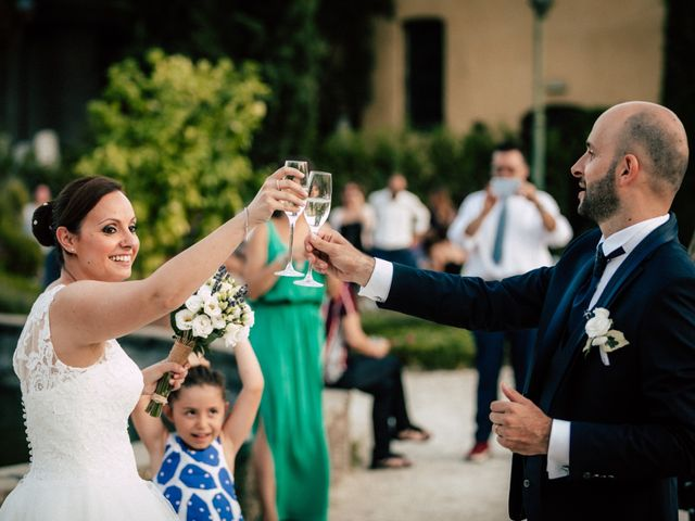 Il matrimonio di Damiano e Ramona a Pescia, Pistoia 48