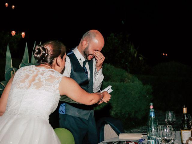 Il matrimonio di Damiano e Ramona a Pescia, Pistoia 51