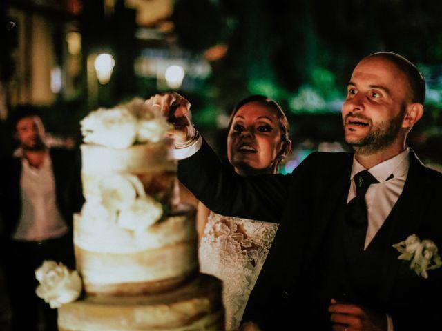 Il matrimonio di Damiano e Ramona a Pescia, Pistoia 55