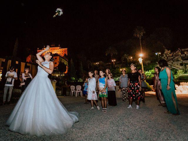 Il matrimonio di Damiano e Ramona a Pescia, Pistoia 56