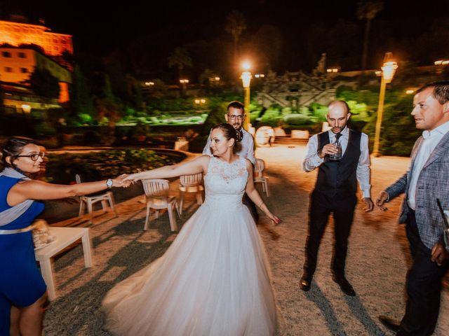 Il matrimonio di Damiano e Ramona a Pescia, Pistoia 59