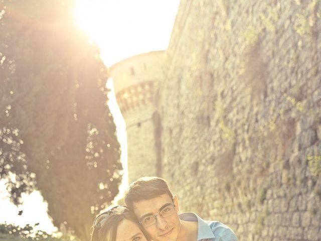 Il matrimonio di Giovanni e Sandra a Erbusco, Brescia 5