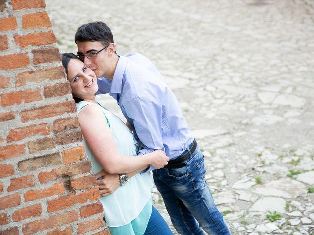 Il matrimonio di Giovanni e Sandra a Erbusco, Brescia 12