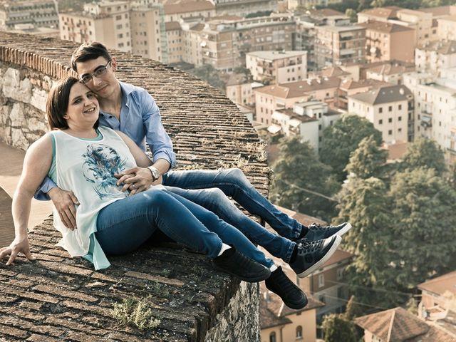 Il matrimonio di Giovanni e Sandra a Erbusco, Brescia 9
