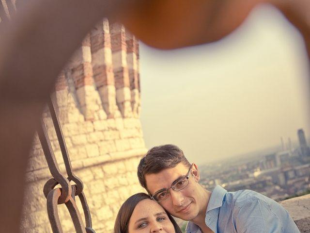 Il matrimonio di Giovanni e Sandra a Erbusco, Brescia 13