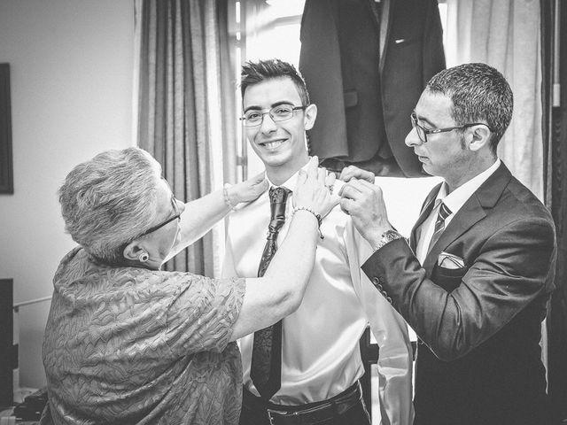Il matrimonio di Giovanni e Sandra a Erbusco, Brescia 16