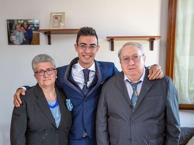 Il matrimonio di Giovanni e Sandra a Erbusco, Brescia 17