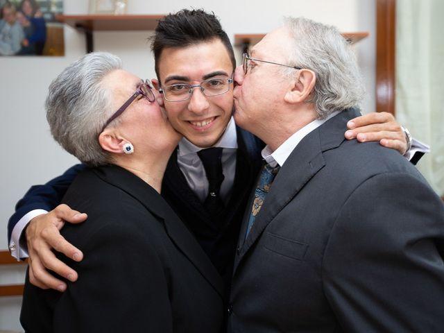 Il matrimonio di Giovanni e Sandra a Erbusco, Brescia 18
