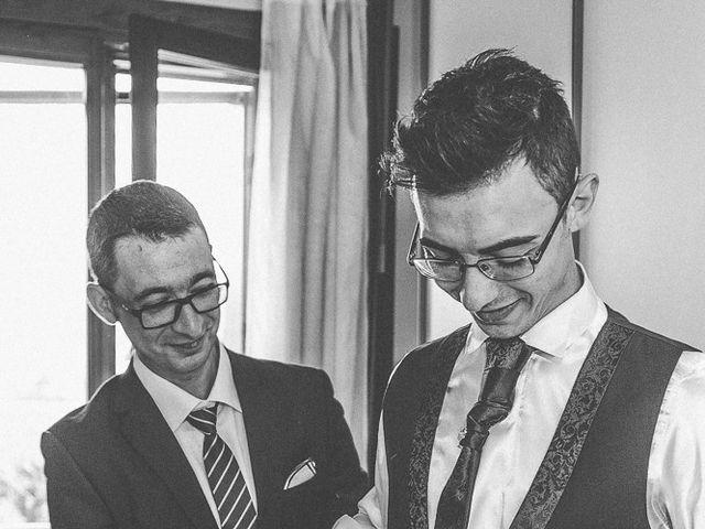 Il matrimonio di Giovanni e Sandra a Erbusco, Brescia 29
