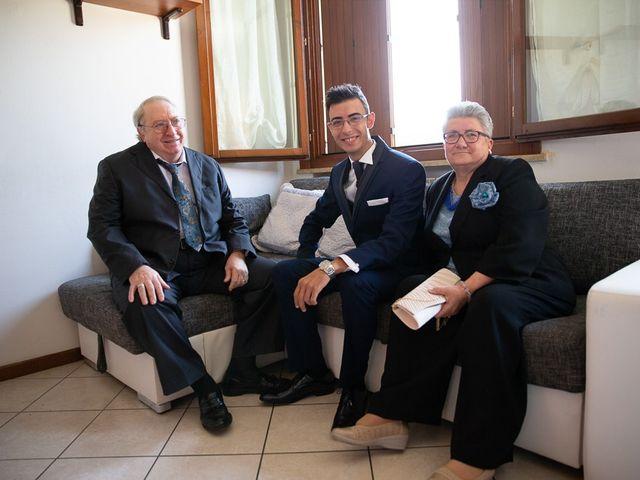 Il matrimonio di Giovanni e Sandra a Erbusco, Brescia 45