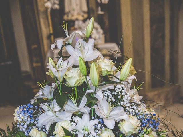 Il matrimonio di Giovanni e Sandra a Erbusco, Brescia 58