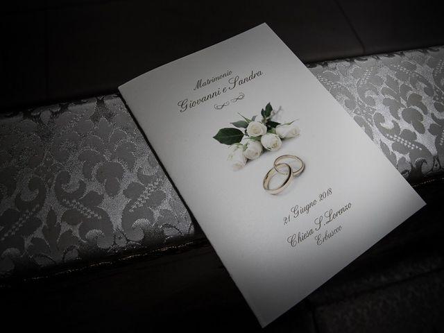 Il matrimonio di Giovanni e Sandra a Erbusco, Brescia 59