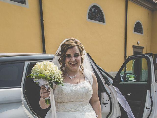 Il matrimonio di Giovanni e Sandra a Erbusco, Brescia 63