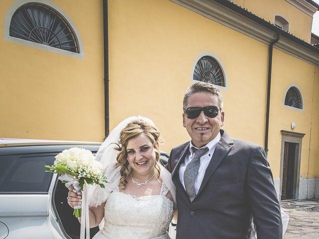 Il matrimonio di Giovanni e Sandra a Erbusco, Brescia 64