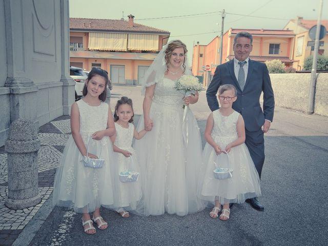 Il matrimonio di Giovanni e Sandra a Erbusco, Brescia 70