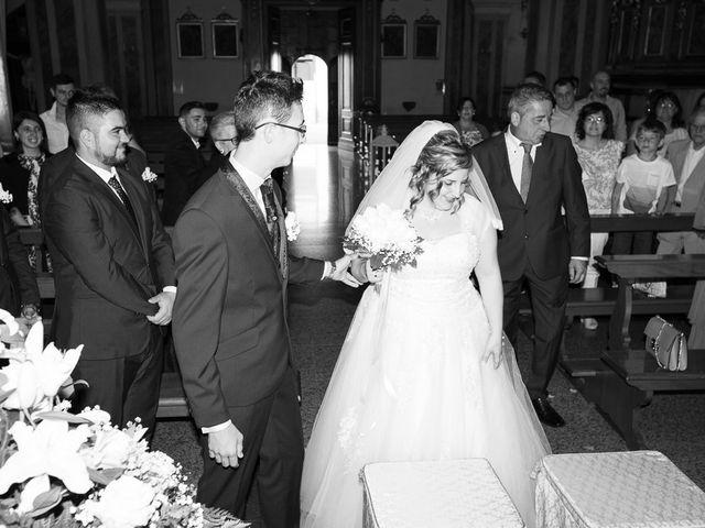 Il matrimonio di Giovanni e Sandra a Erbusco, Brescia 76