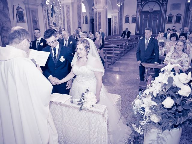 Il matrimonio di Giovanni e Sandra a Erbusco, Brescia 77