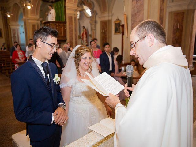 Il matrimonio di Giovanni e Sandra a Erbusco, Brescia 78