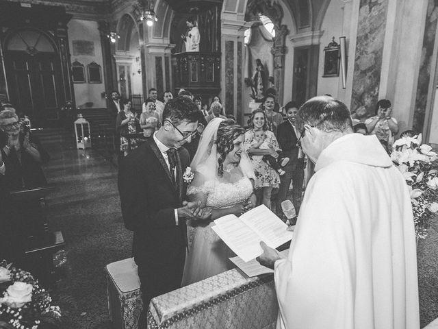 Il matrimonio di Giovanni e Sandra a Erbusco, Brescia 79