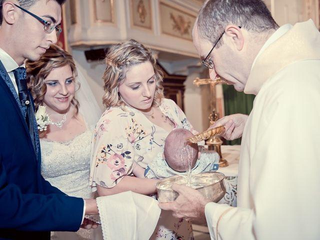Il matrimonio di Giovanni e Sandra a Erbusco, Brescia 85