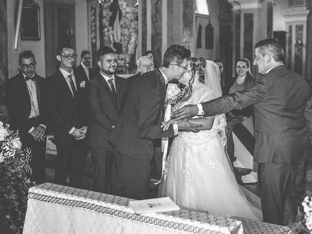 Il matrimonio di Giovanni e Sandra a Erbusco, Brescia 91