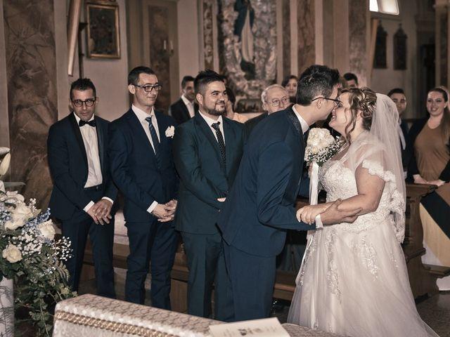 Il matrimonio di Giovanni e Sandra a Erbusco, Brescia 92