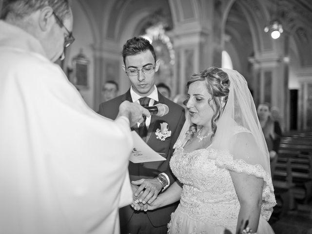 Il matrimonio di Giovanni e Sandra a Erbusco, Brescia 95
