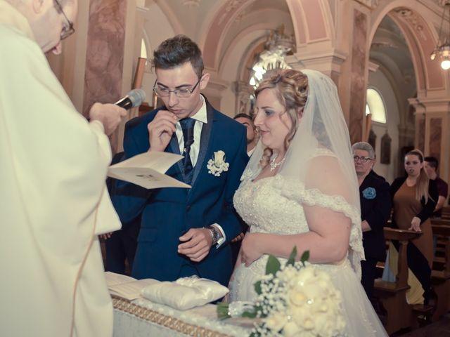 Il matrimonio di Giovanni e Sandra a Erbusco, Brescia 97